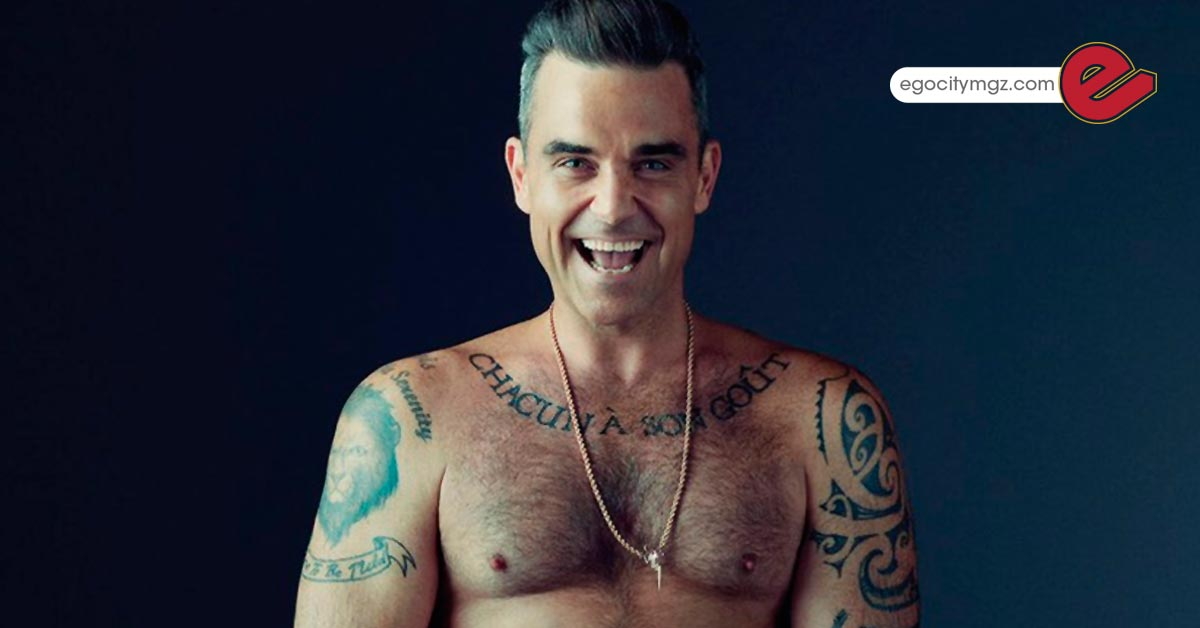 Robbie Williams: